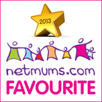 Netmums Favourite Badge 2013